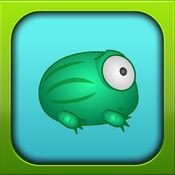 游泳的小青蛙...