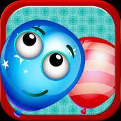 摇摆气球 — — 点击气球和飞在天空的冒险游戏 1