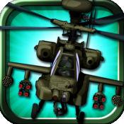 战攻击直升机英雄 FREE 1
