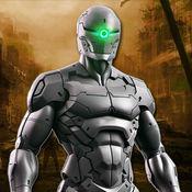 未来派机器人格斗游戏:真正的城市战机器人 1