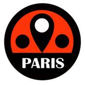 巴黎旅游指南地铁路线法国离线地图 BeetleTrip Paris trav