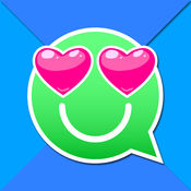 Gif Stickers Pro -4800 QQ,WeChat,Message动态贴图表情包