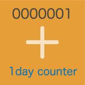 1日毎にカウントしたことが保存できる!1daycounter 1