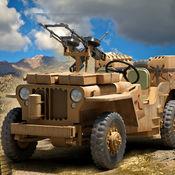 战模拟器吉普车 ...