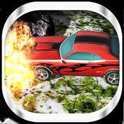 红色赛车游戏...