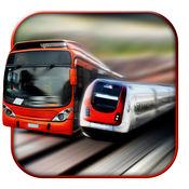 欧元火车VS公交地铁 - 公交车司机3D 1.2