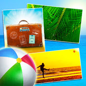 夏季 壁纸 + 明信片: Vacation Greeting Cards - Summer Holiday Greetings, Wallpapers & Messages