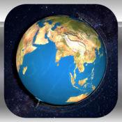 3D 地球仪-互动...