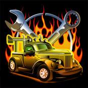 修理跑车(Repair Sports Car)