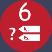 6级单词AorB-六...
