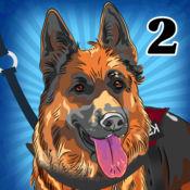 搜救犬K9二:招警犬单位跑着去赶危险的罪犯 - 免费版