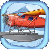 救援飞机挑战 - 飞入火