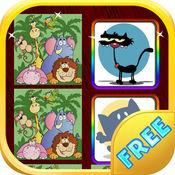 动物记忆游戏为孩子 - 动物记忆 1.0.1