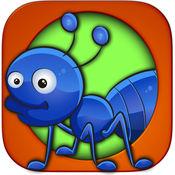 粉碎蚂蚁 - 新的蚂蚁粉碎街机游戏