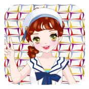时尚大咖秀—甜心美少女的换装游戏 1