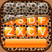 猎豹键盘 – 动物印花设计和自定义主题免费 1