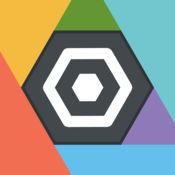 点亮六边形- 蜂窝六边形谜题,简约风格的游戏