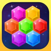 六边形消除 - 10/10六角方块世界消消乐