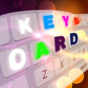 自定义键盘皮肤 – 更改手机键盘集主题以炫酷设计