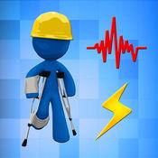伤亡率计算器 - Injury Rate Calculator