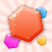 六边形消消乐——1010全新升级,开心挑战六角方块界面