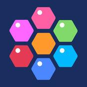 六边形拼图: 休闲益智力游戏中文版
