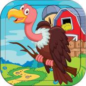 鸟 拼图 儿童 儿发 和幼 育游戏 学龄前 儿童教 育 育和发