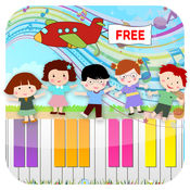 儿童钢琴——有动物声音的婴儿音乐钢琴 3.1