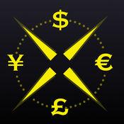 总计 FX - 美元和欧元外币汇率计算器 - 货币转换器 1.6