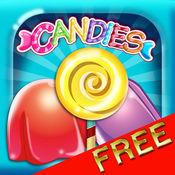 棉花糖甜点零食制造商 - 让巧克力,明胶,棒棒糖和更多的iPhon