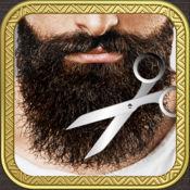 理发店 – 最佳的虚拟的胡须和头发沙龙英俊的男人
