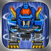 机器人组装 - 变...