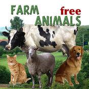 农场的动物的小孩 3