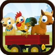 农场派对时间儿童游戏 2.2