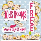 隐藏对象的游戏儿童房 1