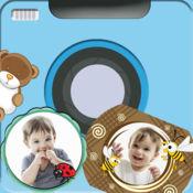 婴儿相框和孩子照片编辑 1