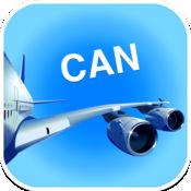 广州白云机场的CAN 机票,租车,班车,出租车。抵港及离港。 1