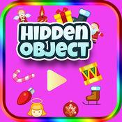 隐藏的对象-圣诞节寻找对象游戏 1.0.0