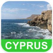 塞浦路斯 离线地图 - PLACE STARS v1.1