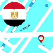埃及离线地图 2