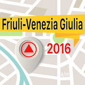 Friuli Venezia Giulia 离线地图导航和指南 1
