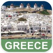 希腊 离线地图 - PLACE STARS v1.1