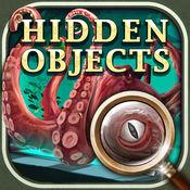 水族馆的梦幻之旅:经典隐藏物品找图游戏 1.0.0