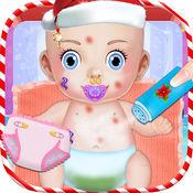 圣诞宝贝公主:婴儿游戏 1