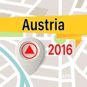 奥地利 离线地图导航和指南 1