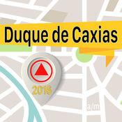 Duque de Caxias 离线地图导航和指南 1