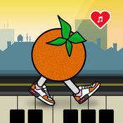 讓我們來一起漫遊音¬樂城市!- Fresh Fruits 1