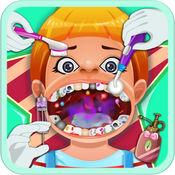 儿童牙医诊所 - 医院牙齿手术模拟,牙科急诊医生 1