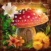 被隐藏的项目 幻想游戏 - 发现在森林和花园世界神秘物体 1