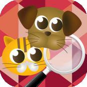 隐藏对象搜索: 宠物店神秘对象 : Hidden Objects : Pet Sto